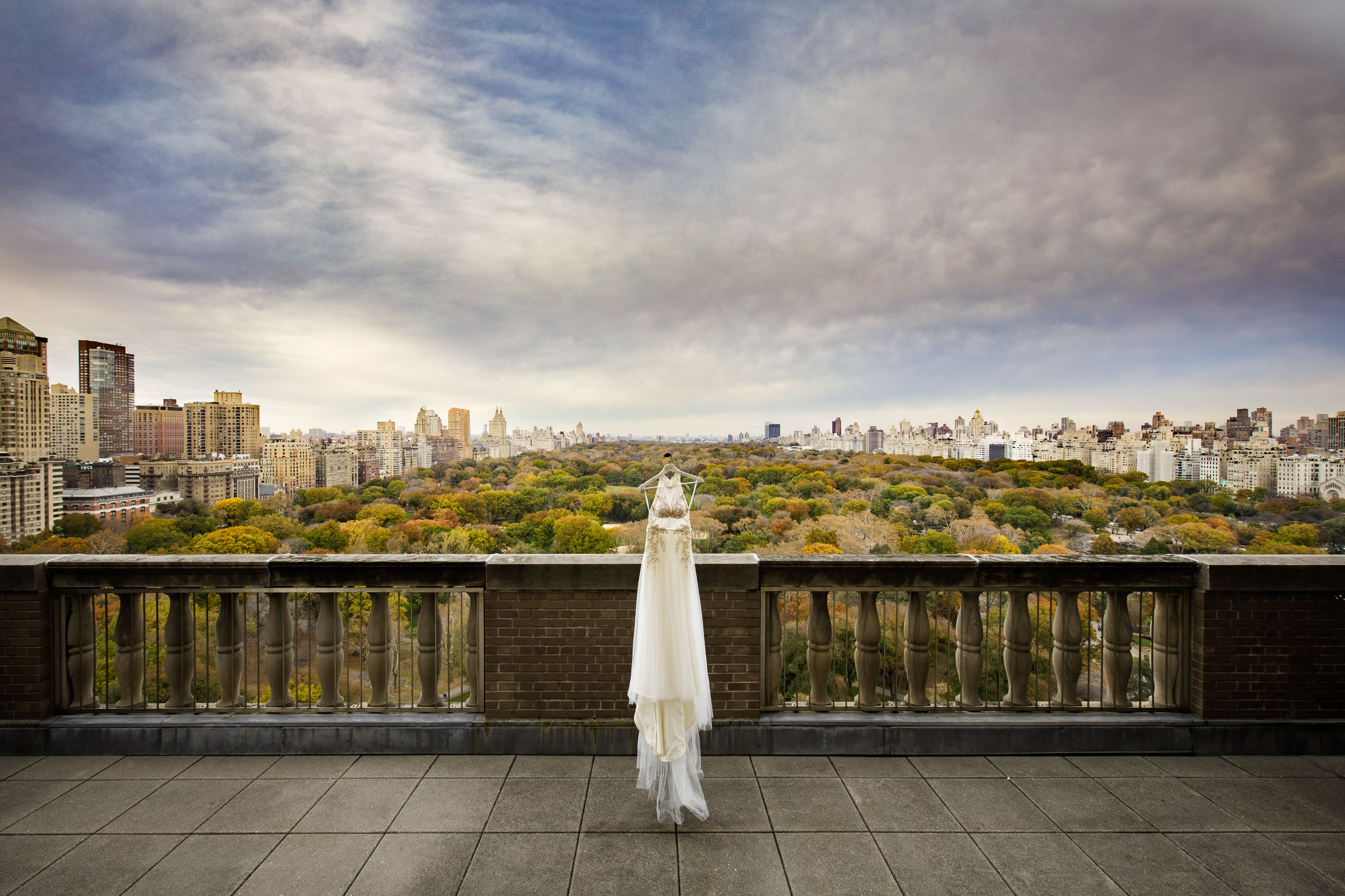 Manhattan wedding , NYAC Wedding