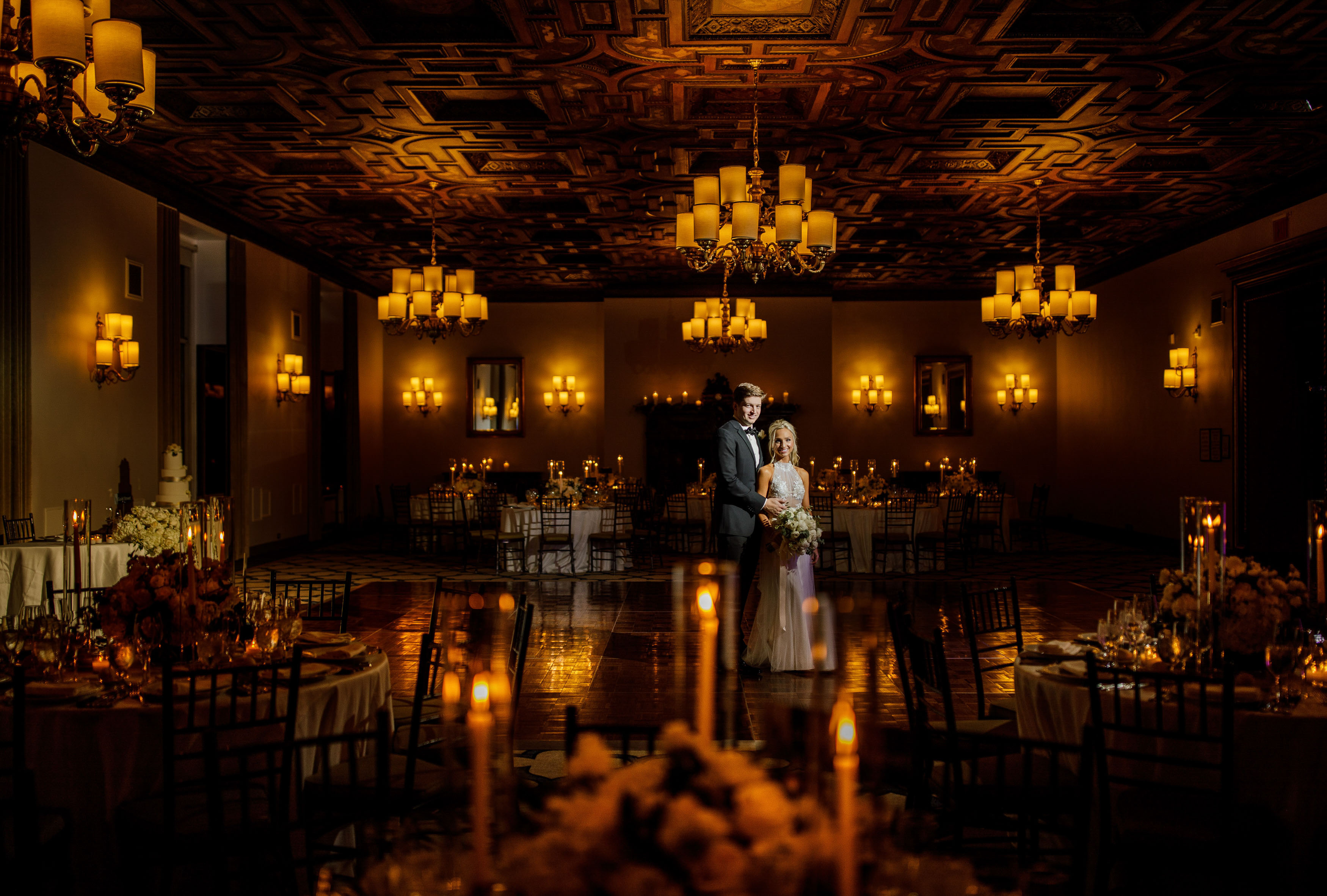 New York Athletic Club, Manhattan wedding , NYAC Wedding