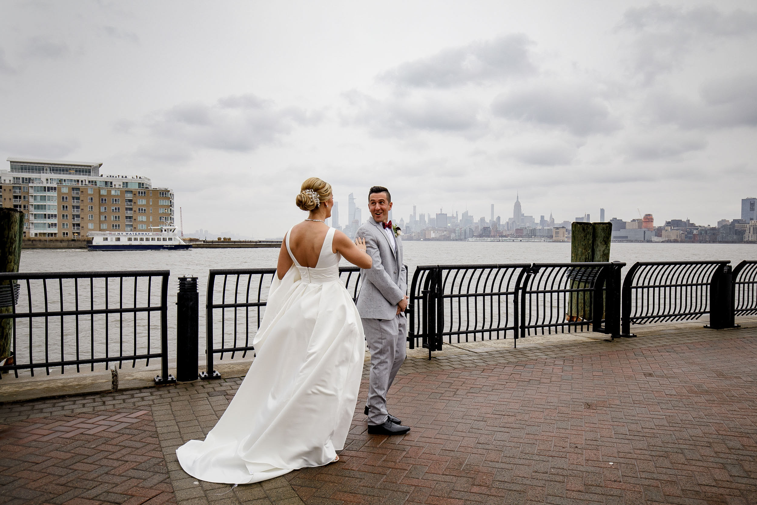 Hyatt Jersey City Wedding