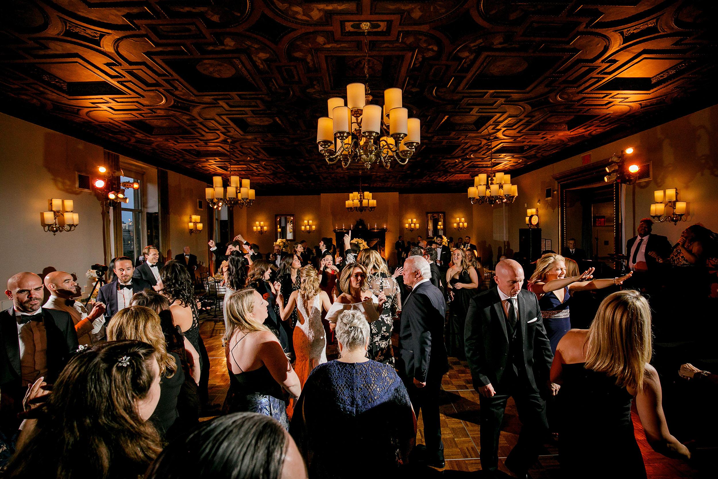 New York Athletic Club Wedding, NYAC Wedding, Manhattan Wedding